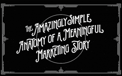 How to create a meaningful marketing story? [INFOGRAPHIC]
