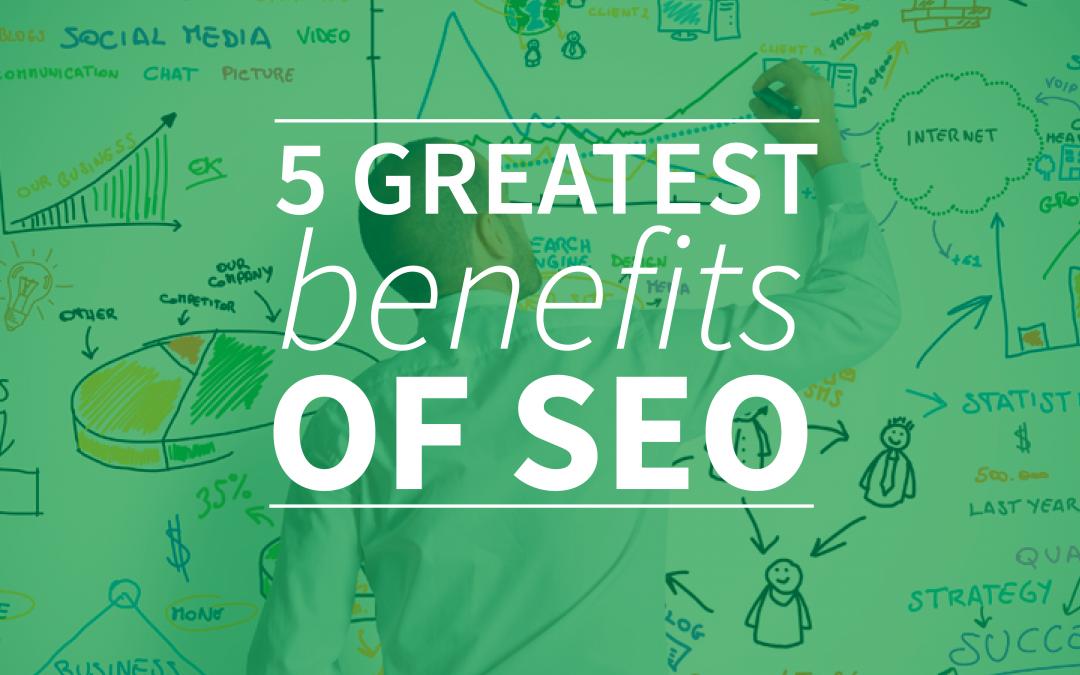 5 Greatest Benefits of SEO | by Textmetrics.