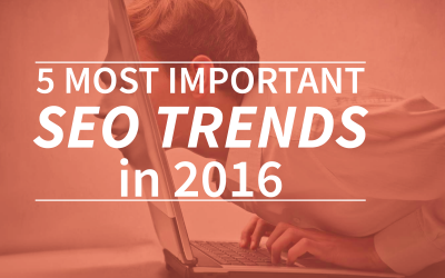 5 most important content marketing trends in 2016