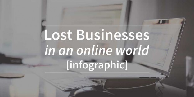 Lost businesses in an online world