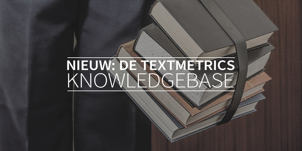 Nieuw: de Textmetrics SEO knowledgebase
