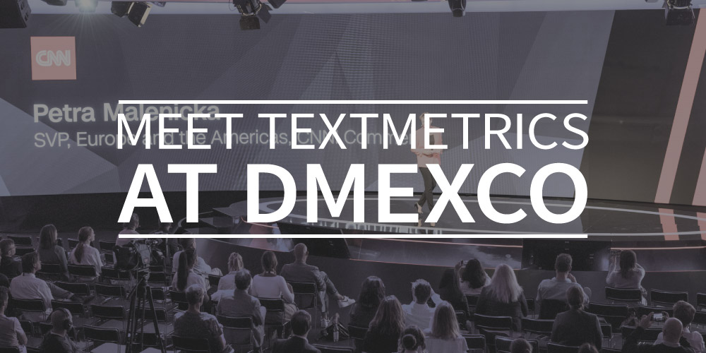 Meet Textmetrics at DMEXCO