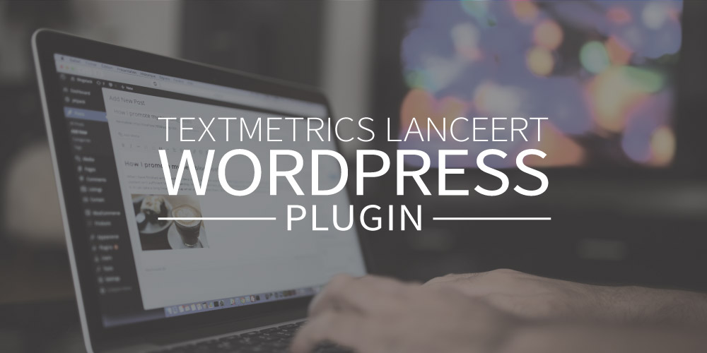 Textmetrics lanceert WordPress plugin