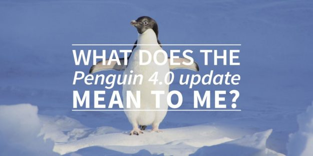 Penguin 4.0 update