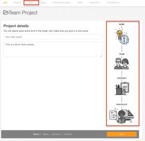 webtexttool team project