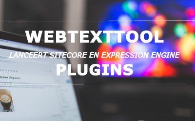 Webtexttool lanceert Sitecore en Expression Engine plugins