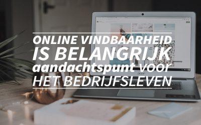 Website vindbaar maken is belangrijk aandachtspunt voor het bedrijfsleven