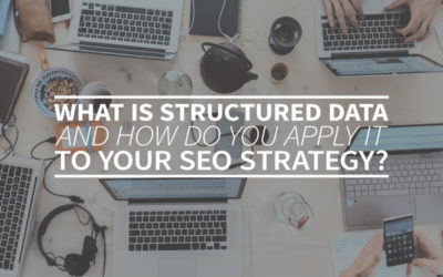 What is structured data and how do you apply it to your SEO strategy?