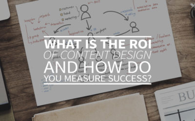 What is the ROI of content design and how do you measure success?