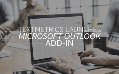 Textmetrics launches Microsoft Outlook add-in