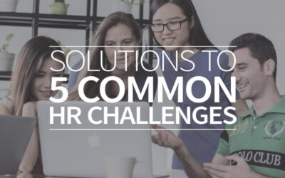 Solutions to 5 Common HR Challenges