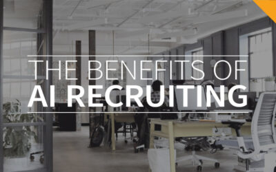 The benefits of AI Recruiting – Part 1