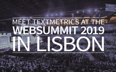 Meet Textmetrics at the Web Summit 2019 in Lisbon