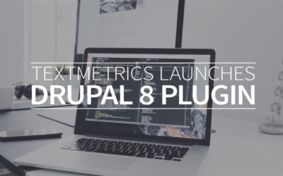 Textmetrics launches Drupal 8 plugin