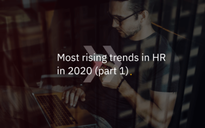 Most rising trends in HR in 2020 (part 1)