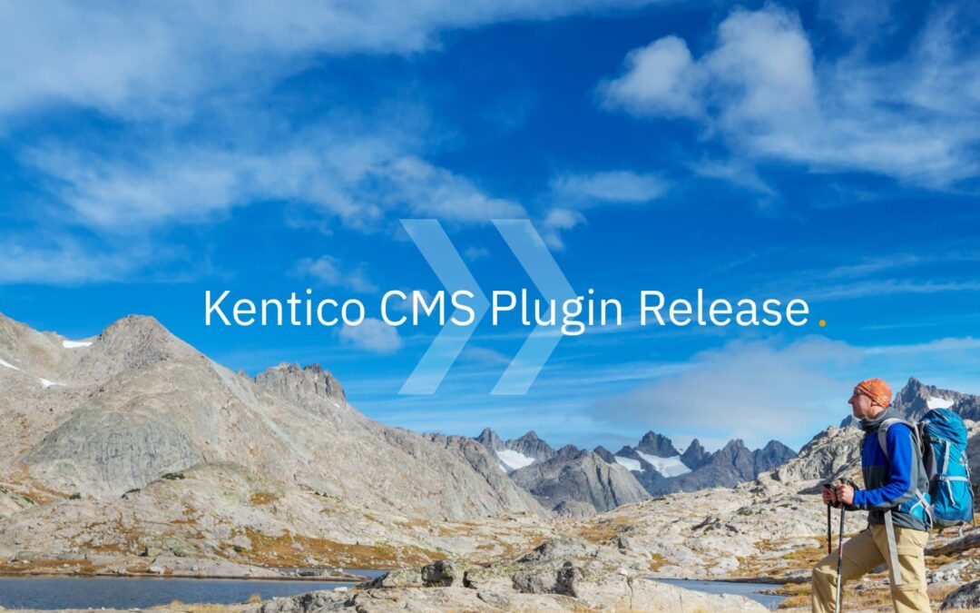 Textmetrics Blog Header Image Announcing Kentico CMS plugin release