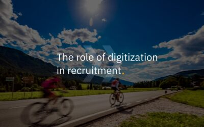 The role of digitization in recruitment