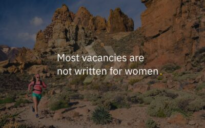 Vacancies most banks, insurers and telecom not written for women (EN/NL)