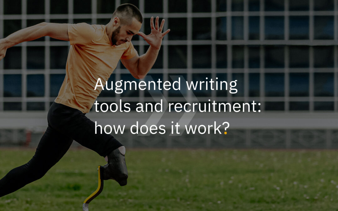 Augmented writing platforms and divers and inclusive recruitment: how does it work?