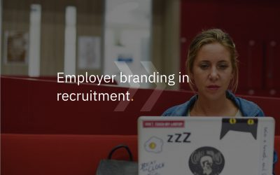 Employer branding in recruitment