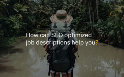 The importance of SEO in job descriptions