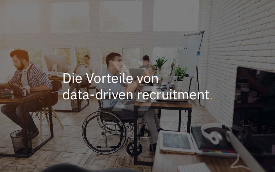 Die Vorteile von data-driven recruitment