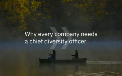 Why every company needs a chief diversity officer